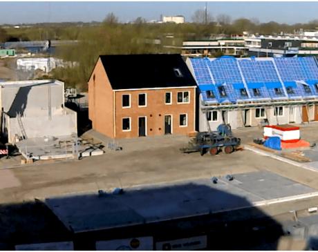 Groningen De Loskade Suikerterrein