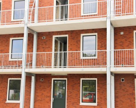 De Loskade Groningen appartementen