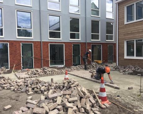 Loskade, Groningen
