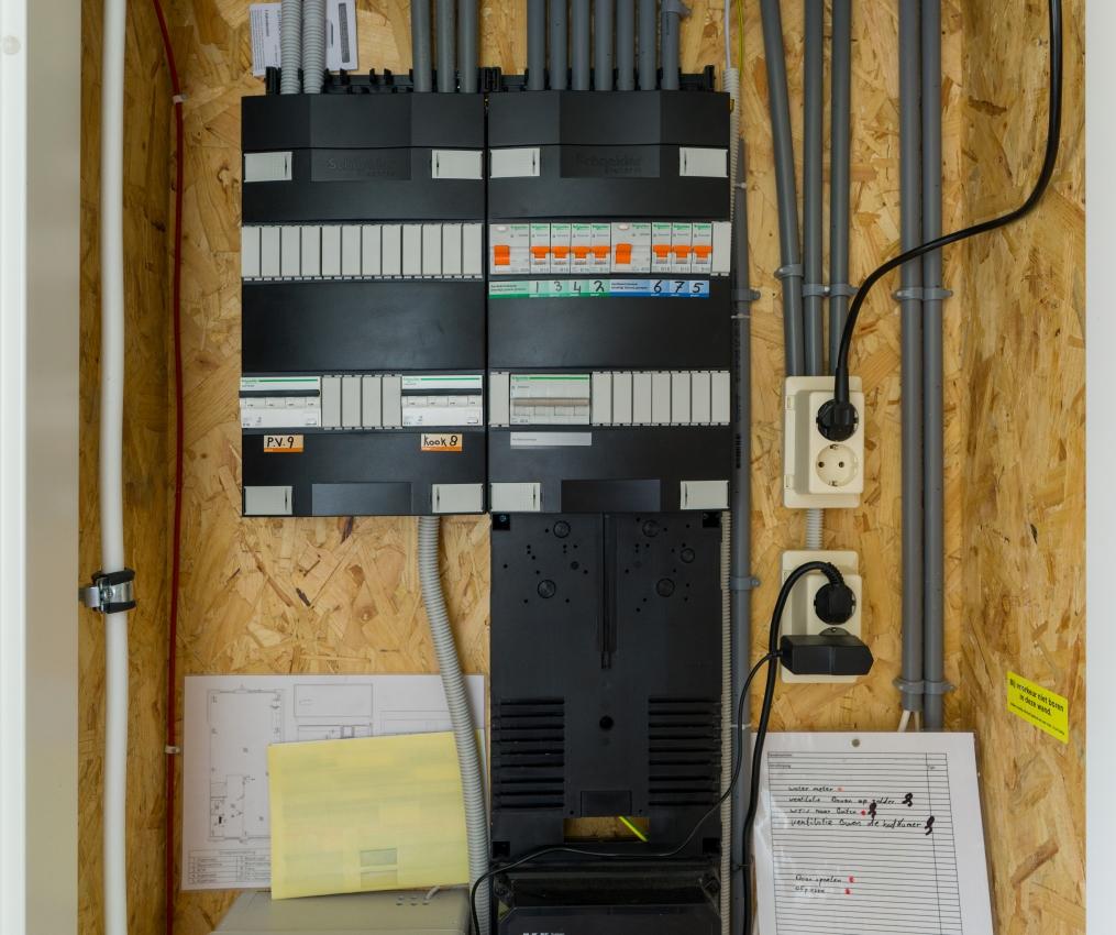 de loskade installatie meterkast groningen