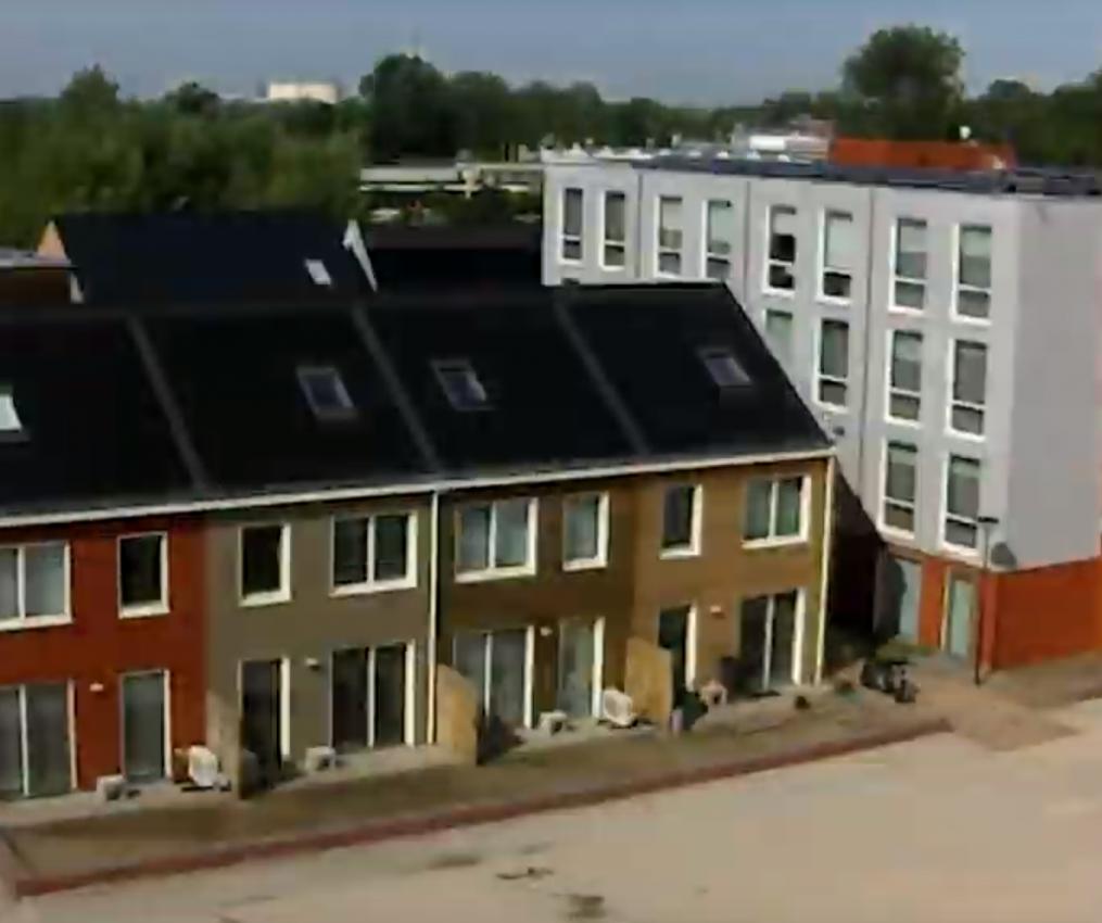 De Loskade, living lab, circulaire wijk, circulair bouwen, smart energie, tijdelijk huren, bewoners, experimenteren, fijn wonen, groningen, suikerfabriekterrein, de suiker, suikerfabrieksterrein, suikerterrein, groningen